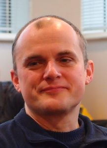 Photo of Ian Allinson